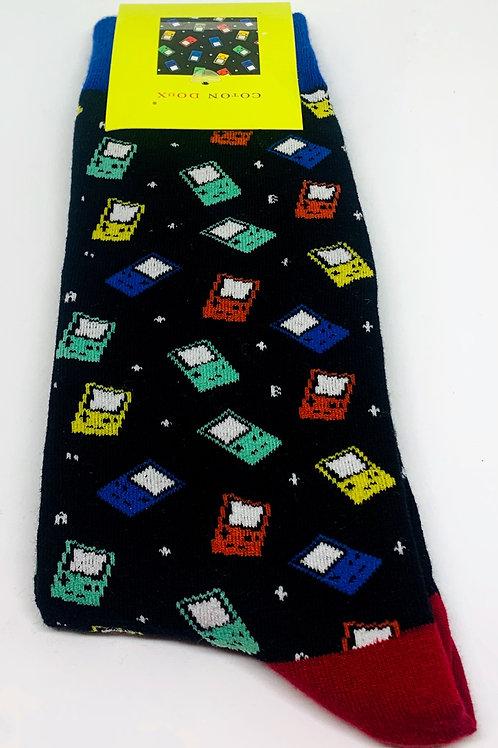 Coton Doux Socks 'Game Boy'