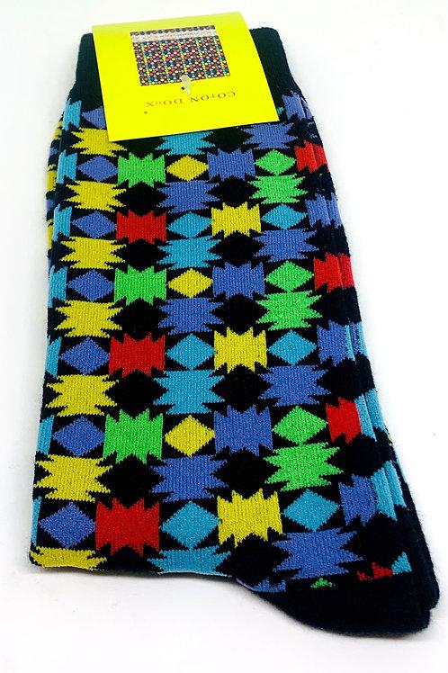 Coton Doux Socks 'Confetti'