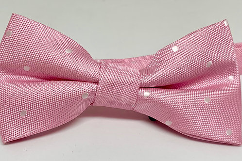 Otaa Brothers Bowtie 'Pink and Polky'