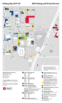 2019-20 Campus Parking Map - Binkley hig