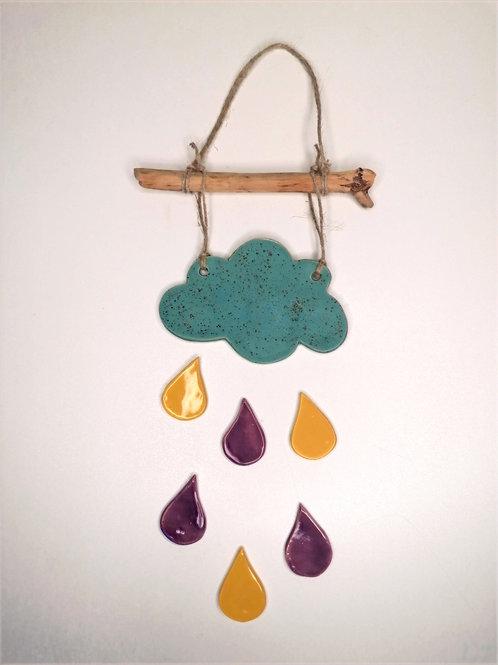 Deszczowa chmurka