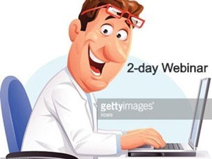 CDI 2- day webinar