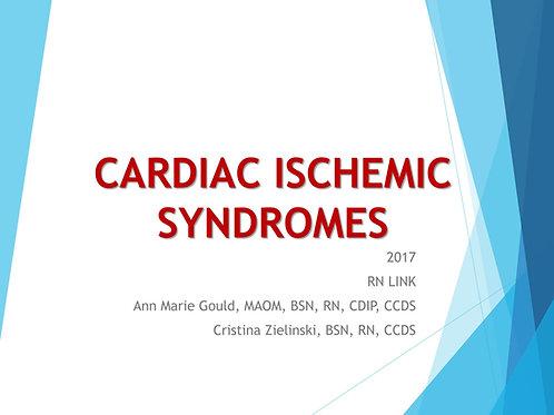 Cardiac Ischemia