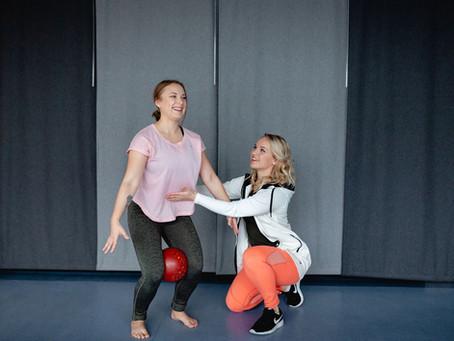 Harjoittelu raskausaikana