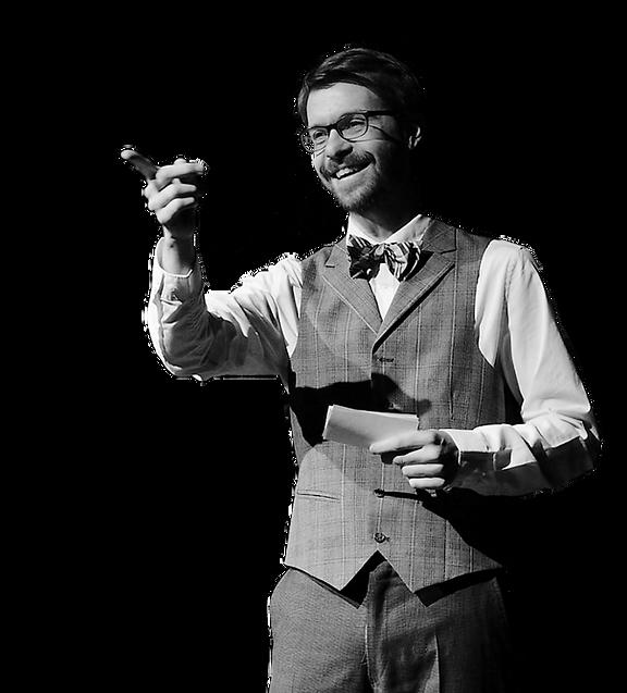 Bygone Theatre's Vaudeville Revue - Matt McGrath