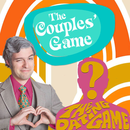 Couple Game Dating Game Bygone Theatre