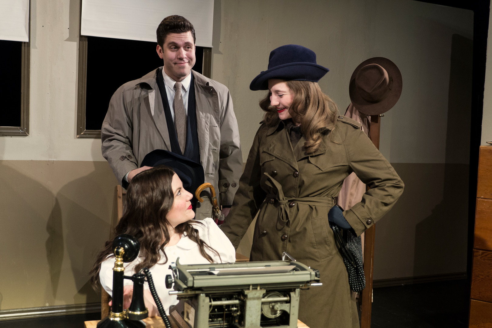 Bygone Theatre_His Girl Friday