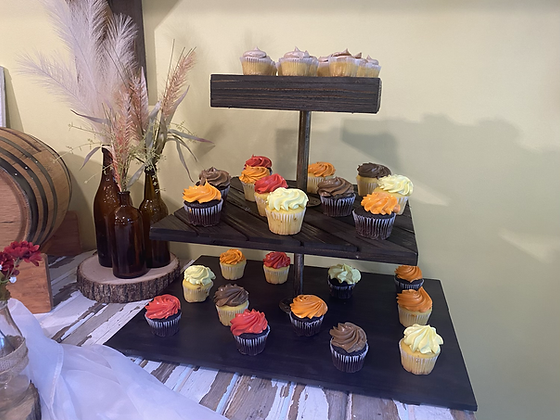 3-Tier Tower Cupcake Stand