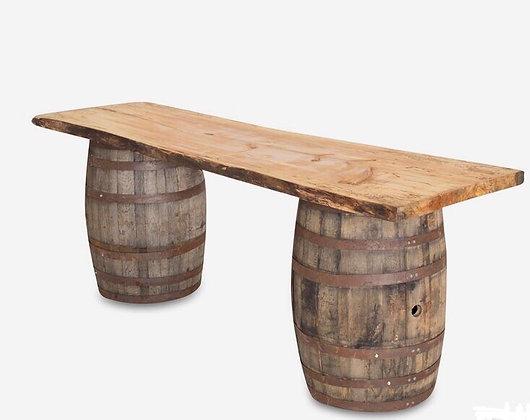 Barrel Bar Set