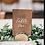 Thumbnail: Wood Place Card Holder