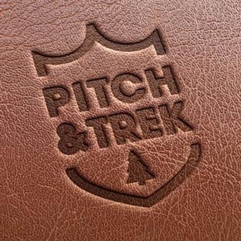 Pitch & Trek logo