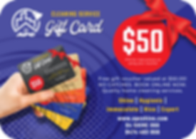 FREE $50.00 Cleaning Gift Voucher for domestic cleaning in Victoria