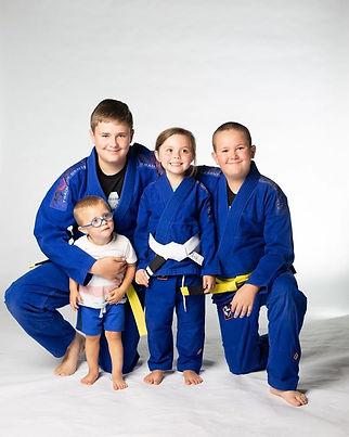Youth BJJ; Youth Judo; Ronin Training Center; Columbus, OH