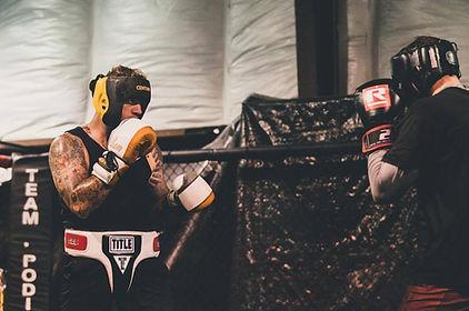 Boxing; Boxing Programs; Ronin Training Center; Columbus, OH