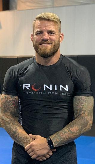 Travis Davis; The Legion Project; Ronin Training Center