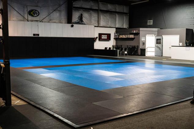 BJJ and Judo Training Mats