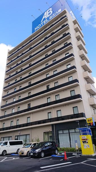 ABホテル近江八幡新築工事