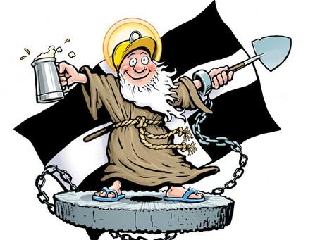 Happy St. Piran's Day!