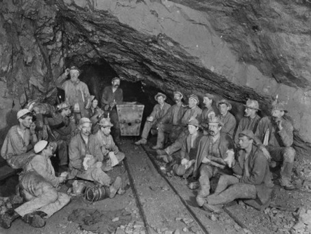The Miners' Pasty – A True Story?