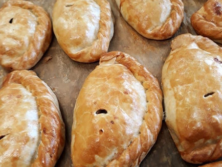 All you need to know about a Cornish Pasty