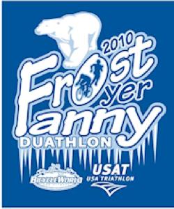 Frost Yer Fanny Duathlon
