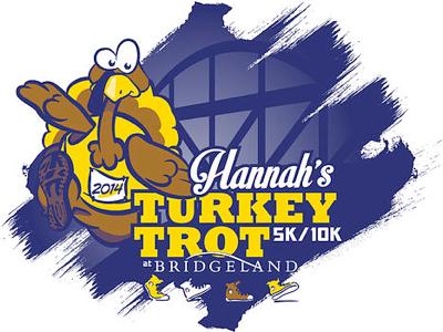 Hanna's Turkey Trot 10k