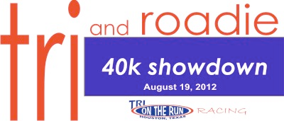 Tri & Roadie 40k Showdown