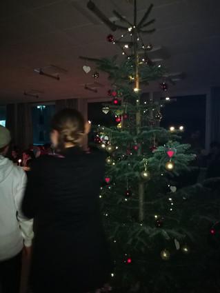 Weihnachten und Neujahr 2019/20