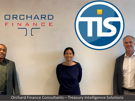 Partnership TIS (Treasury Intelligence Solutions)