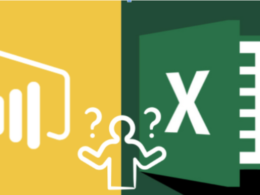 Will Power BI replace Excel as the go to analytics tool for Treasurers?