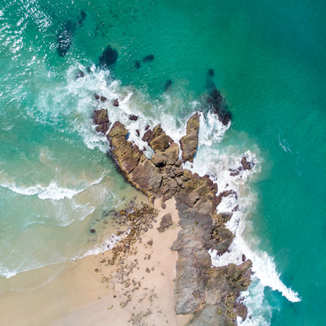 Miners Beach, Port Macquarie, NSW, Australia
