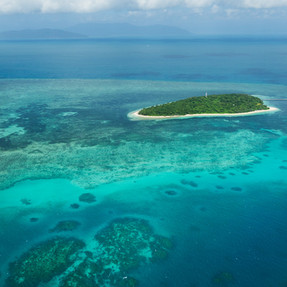 Green Island + Surrounding Reef Systems