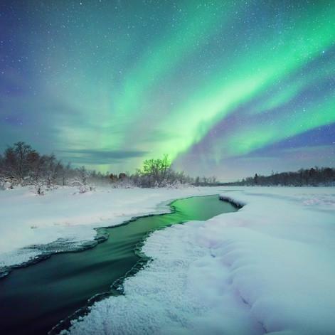 Nikkaluokta, Sweden
