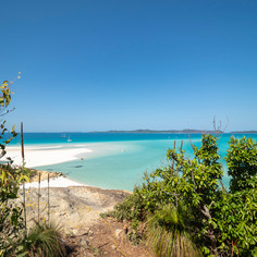 Whitehaven Beach, Whitsunday Island  - Great Barrier Reef, Australia