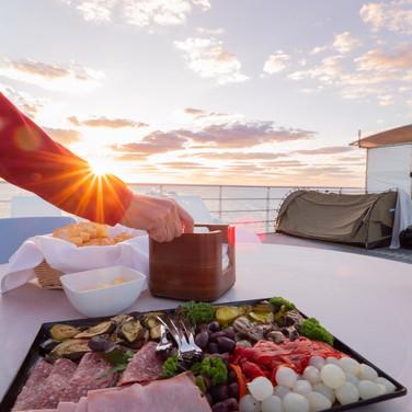 Reefsleep Experience, Cruise Whitsundays