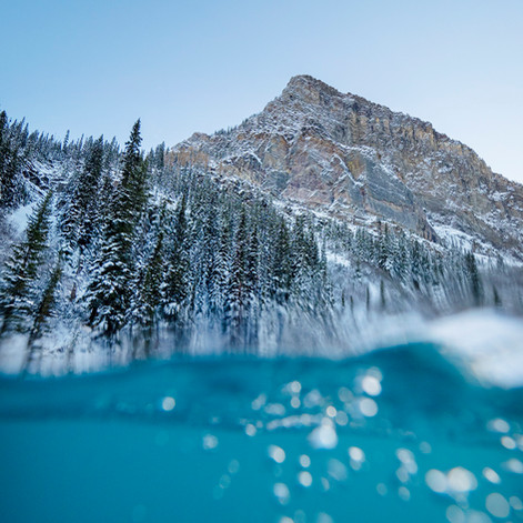 Lake Louise - Winter