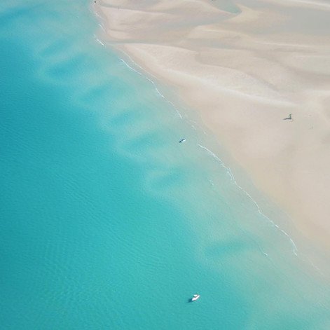 Hill Inlet, Queensland.