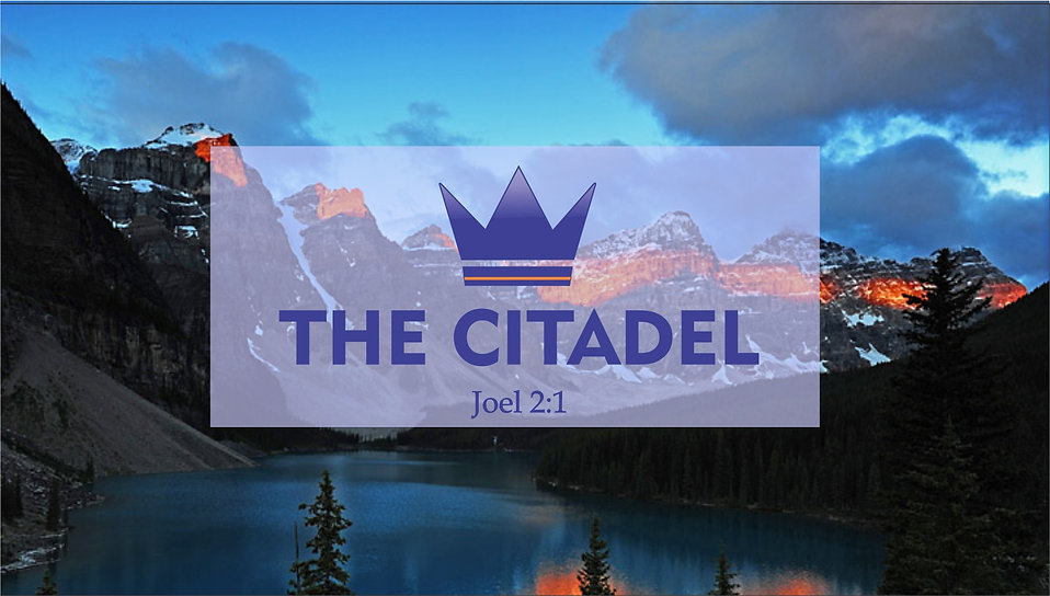 Prophetic Words | Pastor Carin | The Citadel