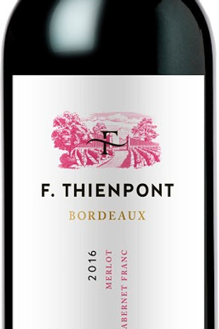 Francois Thienpont Bordeaux Rouge 75cl (港島香格里拉酒店使用)