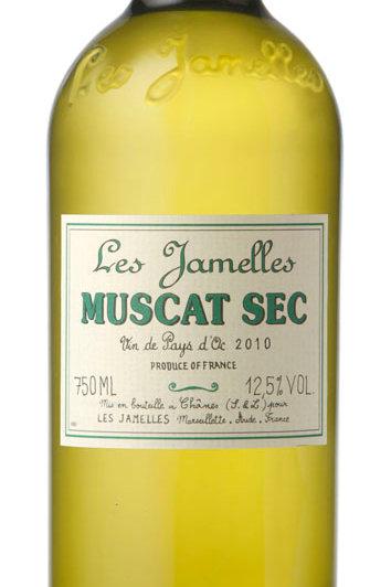 Les Jamelles Muscat Sec 750ml