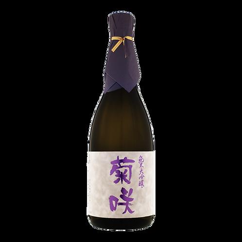 菊咲純米大吟醸 - 720ml