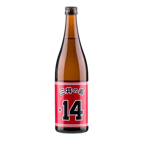 三井之壽+14大辛口純米吟釀720ML