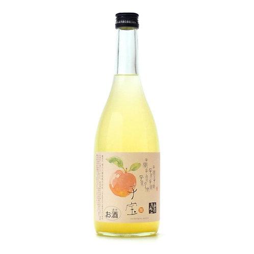 楯野川子宝山形蘋果酒 720ML