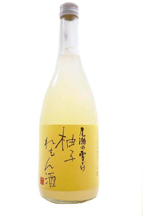 尾瀨之雪柚子檸檬酒 720ml