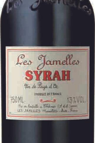 Les Jamelles Syrah 75cl (尖沙咀洲際酒店使用)