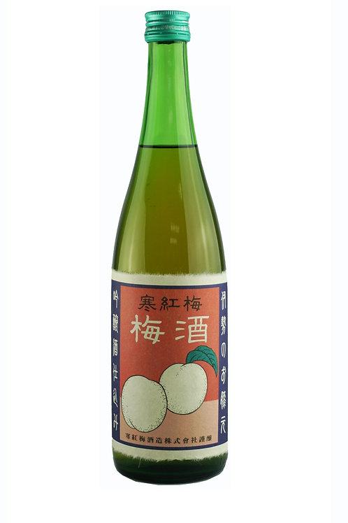 寒紅梅吟醸梅酒 720ml