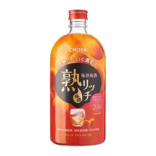 CHOYA 蝶矢極熟梅酒