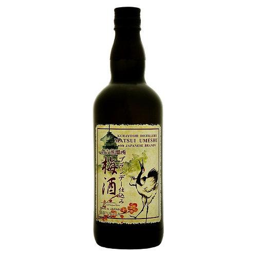 倉吉蒸餾所白蘭地梅酒