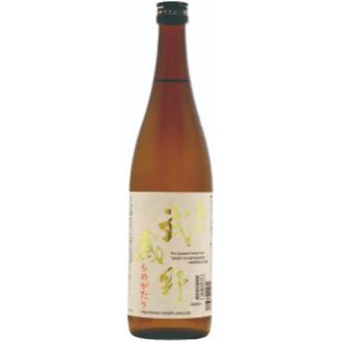 名城酒造- 武藏野生貯藏酒 720ML