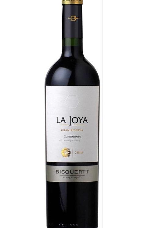La Joya Carmenere Gran Reserva 750ml